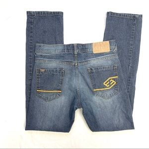 ENYCE SEAN COMBS CO. Skinny Jeans Size 32